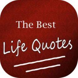 the best life quotes ios app